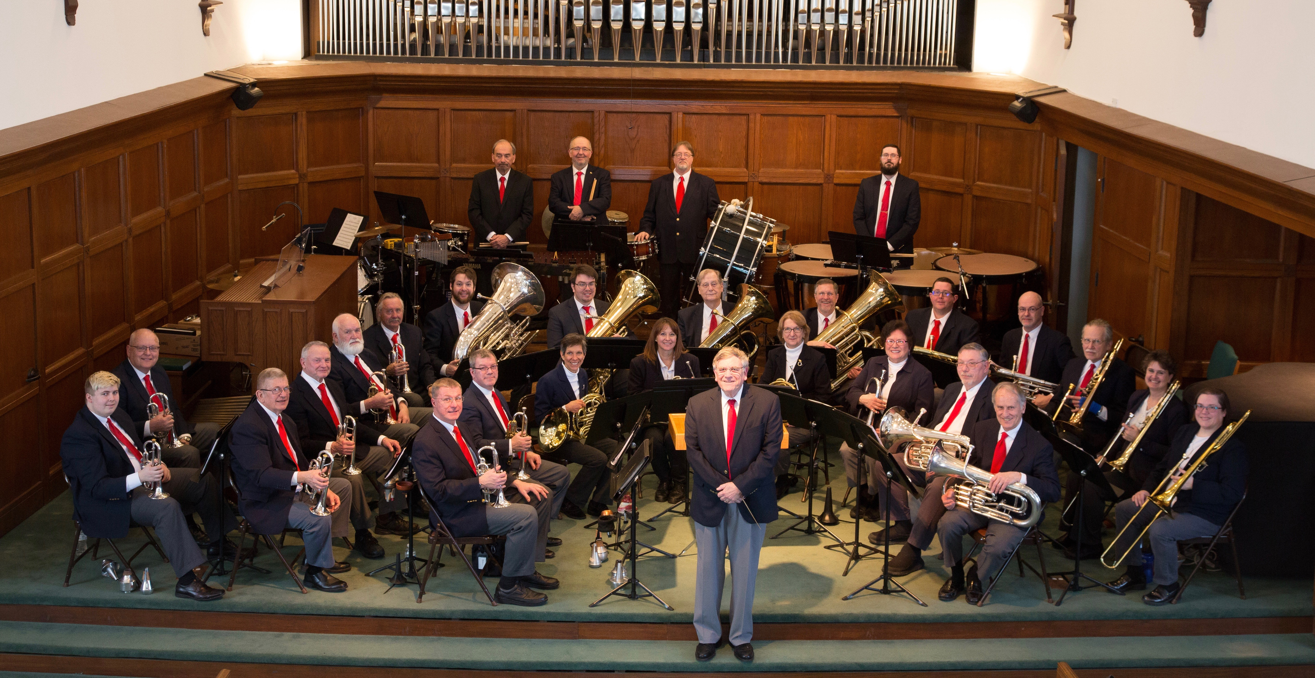 Northern Michigan Brass Band